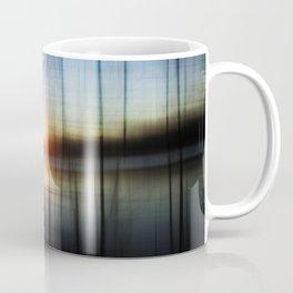 Sunset Blur Coffee Mug
