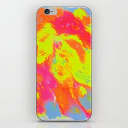 Happy colours iPhone Skin