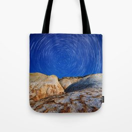 Up To the Milky Way Tote Bag