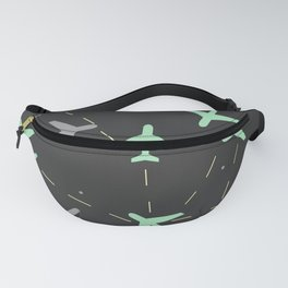 Planes Fanny Pack