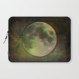 Stereo Moon Laptop Sleeve