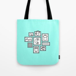 THRESHOLD PERSPECTIVE Tote Bag