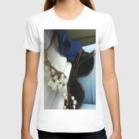mercedes T-shirts featuring mercedes by jennifersupertramp