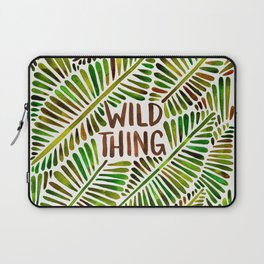 Wild Thing – Green Palette Laptop Sleeve