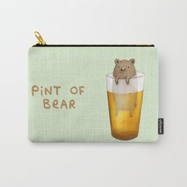 Pint of Bear Carry-All Pouch