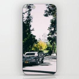 Los Angeles street iPhone Skin