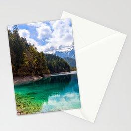 Tovel Lake Stationery Cards