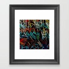 :: Love Letters :: Framed Art Print