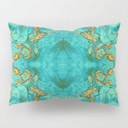 fire opal refraction Pillow Sham
