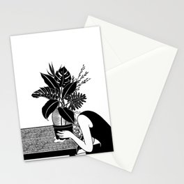 Tragedy makes you grow up Stationery Cards