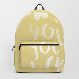Pizza / Poster, scandinavian, art print, drawings, paintings, type, illustration, motivation Backpack