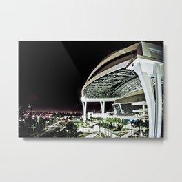 miami marlin stadium 2 Metal Print