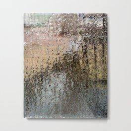 Icy View  Metal Print