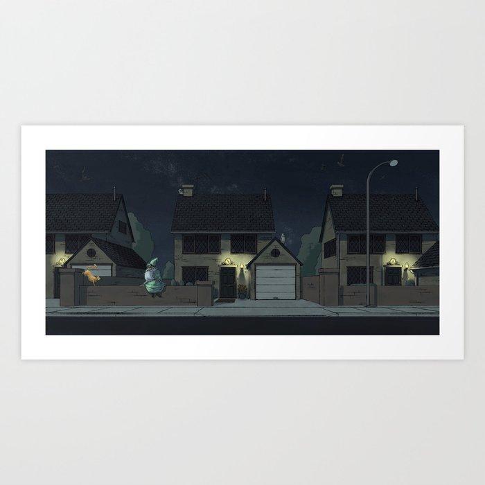 Chapter 1 Art Print