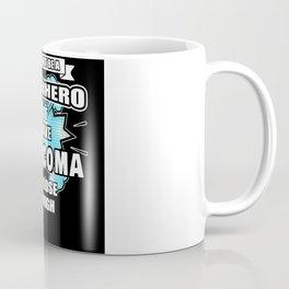 Down Syndrome Gift Superhero Down Syndrome Awarene Coffee Mug