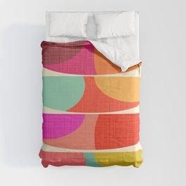 Color Bowls Comforters