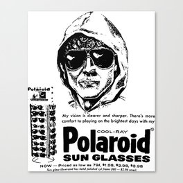 Unabomber Canvas Print