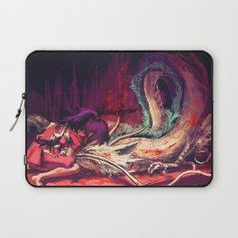Bleed Laptop Sleeve