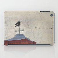 witch iPad Cases featuring Witch by Elina Cate