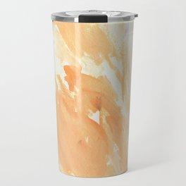 Orange Creamsicle  Travel Mug