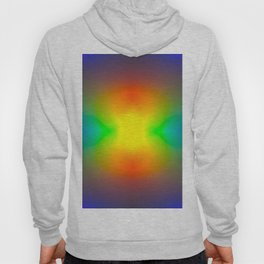 Rainbow abstract Hoody
