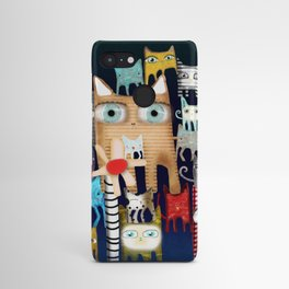 Bunch of Cats Android Case