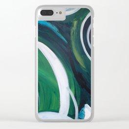 EMERALD iSLE Clear iPhone Case
