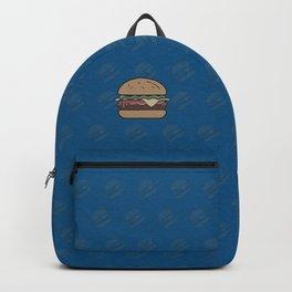 I Love Burgers Backpack