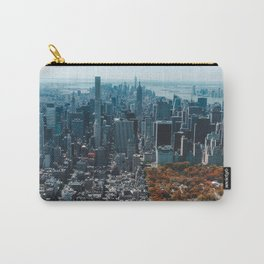 New York City Central Park Carry-All Pouch