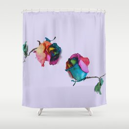 Something lasts Shower Curtain