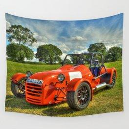 Sportscar - MNR Vortix Wall Tapestry