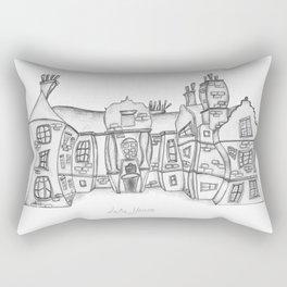 Satis House Rectangular Pillow