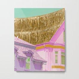 House of Tassels  Metal Print