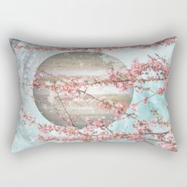 Spring Jupiter Rectangular Pillow