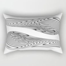 Twin Beans Rectangular Pillow