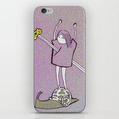 Giovanna iPhone & iPod Skin