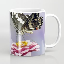 Swallow tail  or Christmas Butterfly Coffee Mug