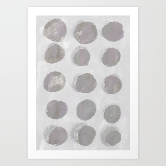 neutral Art Print