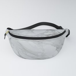 Pearl River Calacatta Marble Fanny Pack