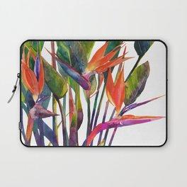 The bird of paradise Laptop Sleeve