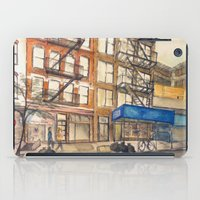 les mis iPad Cases featuring LES by Yarden