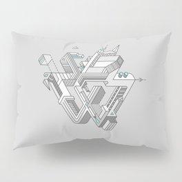 Penrose Manifold Pillow Sham