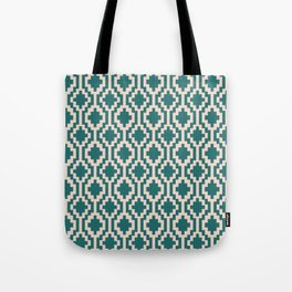 Mapuche Jade Blush Tote Bag