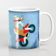 Unicorn Bike Mug
