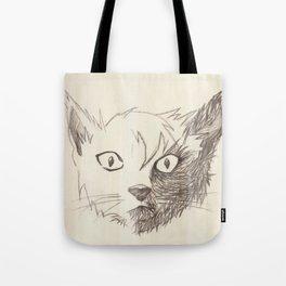 Progressive Cat Tote Bag