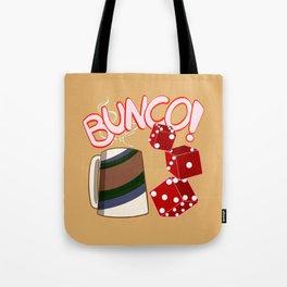 Bunco Brunch Tote Bag