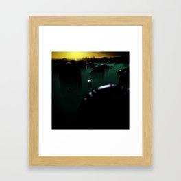 #Hallowed #Eve - 20151031 Framed Art Print