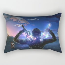 Kirito Swords art online Rectangular Pillow