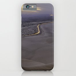 Imperial Sand Dunes iPhone Case