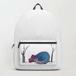 Let Sleeping Dragons Lie Backpack